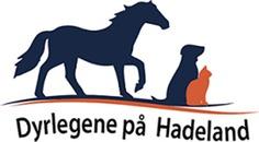 Dyrlegene på Hadeland AS logo