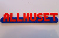 Allhuset logo