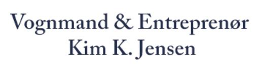 Vognmand & Entreprenør Kim K. Jensen logo