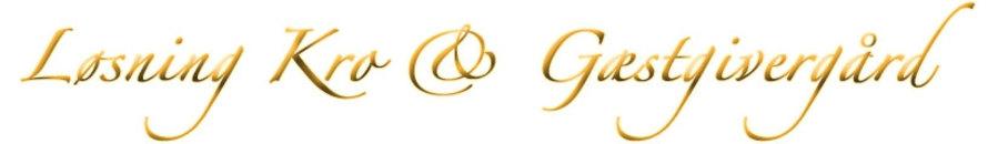 Løsning Kro og Gæstgivergård logo