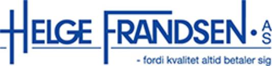 Helge Frandsen Stilladser A/S logo