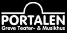 Portalen, Greve Teater- & Musikhus logo