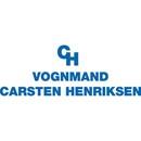 Vognmand Carsten Henriksen logo