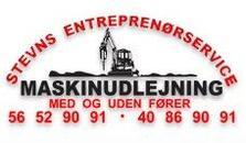 Stevns Entreprenørservice logo