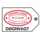 Espergærde Installationsforretning logo