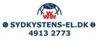 Sydkystens-El A/S logo