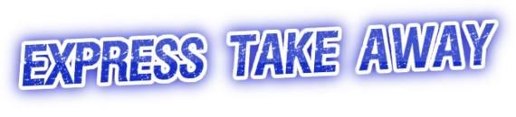Express Take Away logo