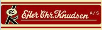 Ejler Chr. Knudsen A/S logo