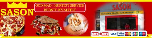Sason Pizza og Kebab Aalborg logo