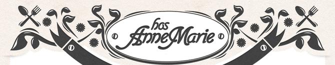 Hos Anne Marie logo