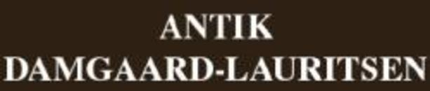 Damgaard - Lauritsen Antik logo
