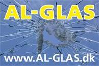 AL-Glas ApS - Din Glarmester i Nordsjælland logo
