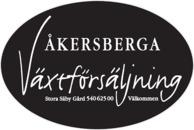 Åkersberga Växtförsäljning Restaurang och Café logo