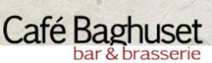 Café Baghuset logo