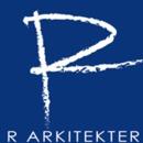 R arkitekter logo