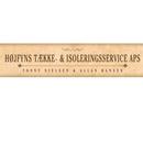 Højfyns Tække- og Isoleringsservice logo