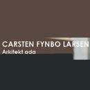 Carsten Fynbo Larsen Arkitekt ada logo