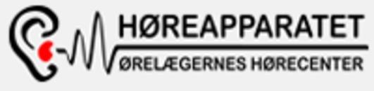 Høreapparatet - Ørelægernes Hørecenter A/S logo