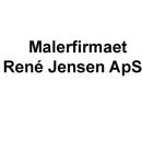 Malerfirmaet René Jensen ApS logo