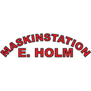 Edmund Holms Maskinstation logo