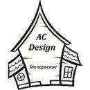 A C Design logo