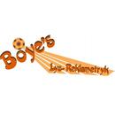 Boyes Lys- Reklametryk logo
