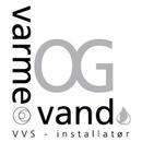 Varme og vand a/s logo