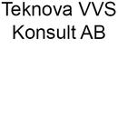 Teknova VVS Konsult AB logo