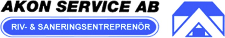 Akon Service I Norrköping AB logo