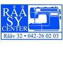 Råå Sy-Center logo