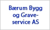 Bærum Bygg og Graveservice AS logo