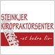 Steinkjer Kiropraktorsenter AS logo