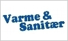 Varme & Sanitær AS logo