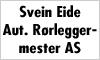 Svein Eide Aut Rørleggermester AS logo