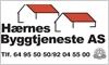 Hærnes Byggtjeneste AS logo