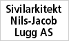 Sivilarkitekt Nils-Jacob Lugg AS logo