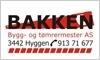 Bakken Bygg og Tømrermester AS logo