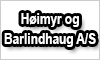 Høimyr og Barlindhaug AS logo