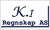 K.I Regnskap AS logo