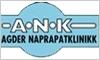 Agder Naprapatklinikk logo