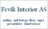 Fevik Interiør AS logo
