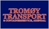 Tromøy Transport & Containerservice logo