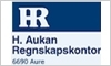 H Aukan Regnskapskontor AS logo