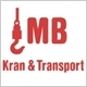 MB Kran & Transport AS logo