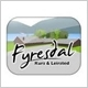 Fyresdal Kurs og Leirsted AS logo