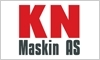 KN Maskin AS logo