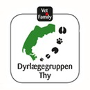 Dyrlægegruppen Thy A/S logo