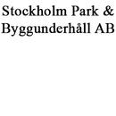 Stockholm Park & Byggunderhåll, AB logo