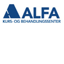Alfa Kurs og Behandlingssenter AS logo