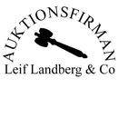 Auktionsfirman Leif Landberg & Co logo